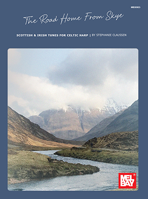 Staphanie Claussen: The Road Home From Skye: Harp Solo: Instrumental Album