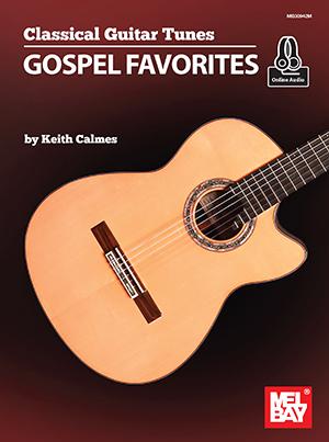 Guitar Picking Tunes - Gospel Favorites: Guitar Solo: Instrumental Album