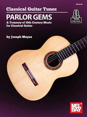 Joseph Mayes: Classical Guitar Tunes: Guitar Solo: Instrumental Album