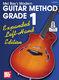 Mel Bay William Bay: Modern Guitar Method Grade 1: Guitar: Instrumental Tutor