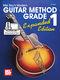 Modern Guitar Method Grade 1  Expanded Edition: Guitar: Instrumental Tutor