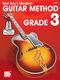 Mel Bay: Modern Guitar Method Grade 3 Book: Guitar: Instrumental Tutor