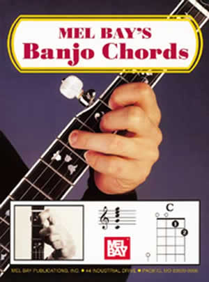 Mel Bay: Banjo Chords: Banjo: Instrumental Reference