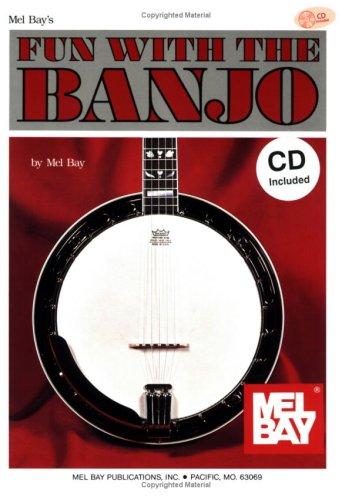 Mel Bay: Fun with the Banjo: Banjo: Instrumental Tutor