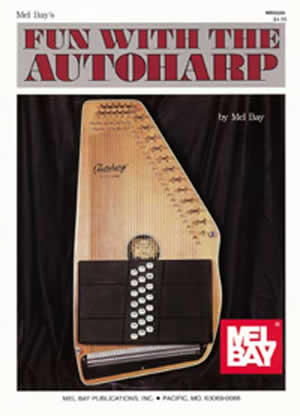 Sue Banks: Fun With The Autoharp: Harp: Mixed Songbook