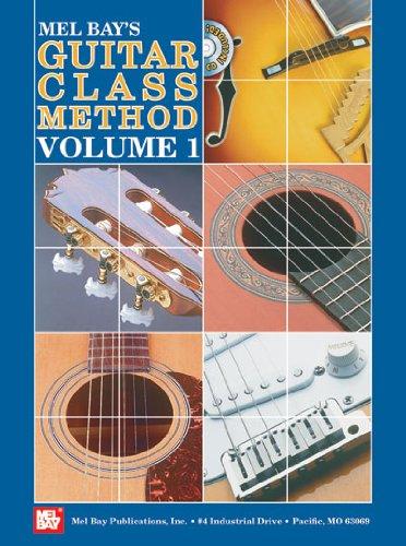 William Bay: Guitar Class Method Volume 1: Guitar TAB: Instrumental Tutor