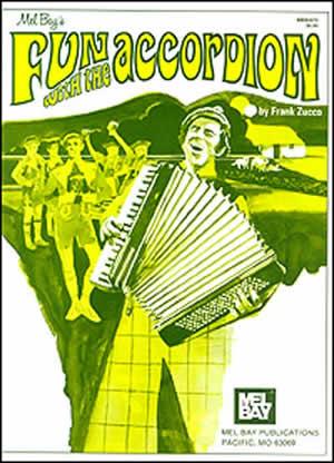Zucco: Fun With The Accordion: Accordion: Instrumental Album