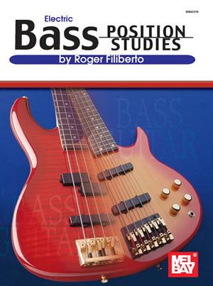 Filiberto: Electric Bass Position Studies: Bass Guitar: Study