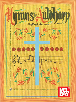 Peterson: Hymns for Autoharp: Harp: Mixed Songbook