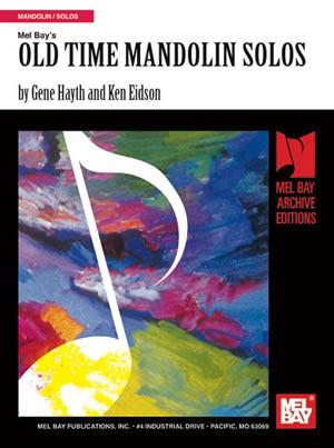 Hayth-Eidson: Old Time Mandolin Solos: Mandolin: Instrumental Album