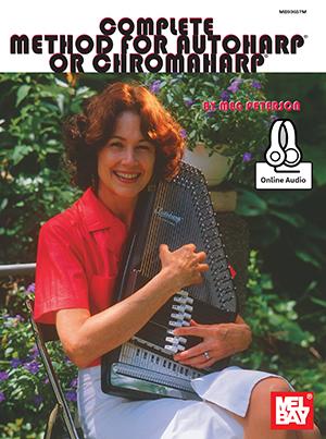 Meg Peterson: Complete Method For Autoharp Or Chromaharp: Autoharp: Instrumental