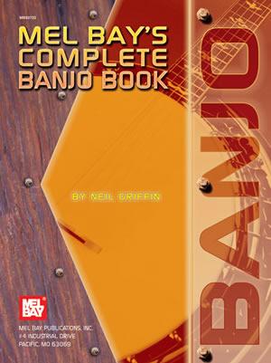 N. Griffin: Complete Banjo Book: Banjo: Instrumental Album