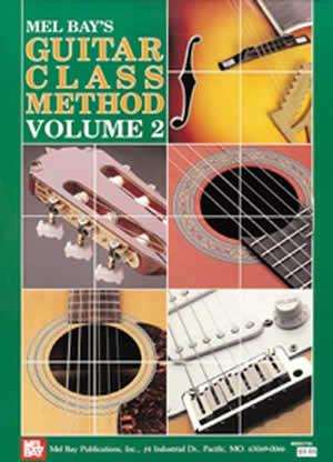 William Bay: Guitar Class Method Volume 2: Guitar TAB: Instrumental Tutor
