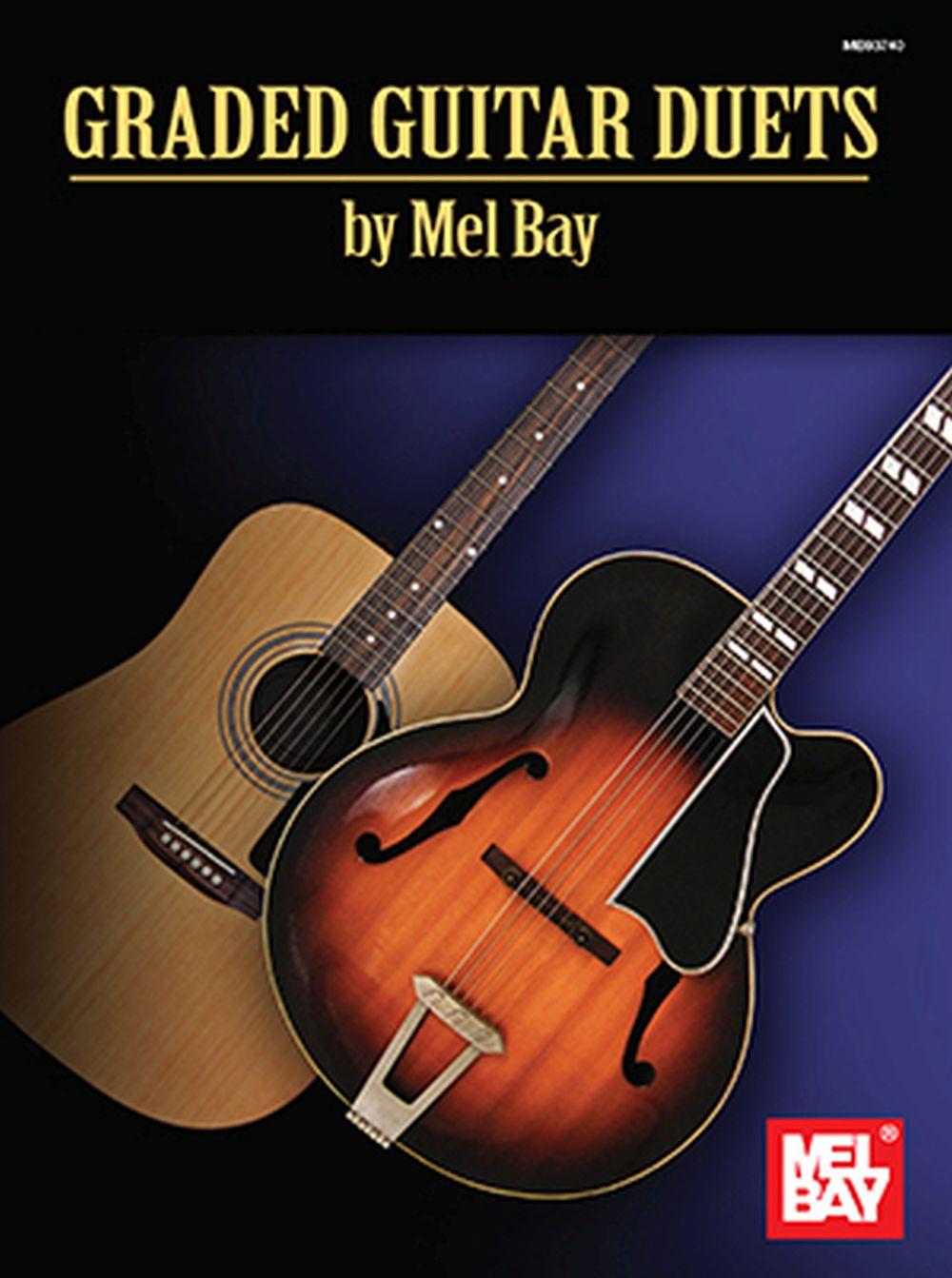 Mel Bay: Graded Guitar Duets: Guitar