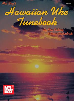 Eidson-Cheredni: Hawaiian Uke Tunebook: Ukulele: Instrumental Album