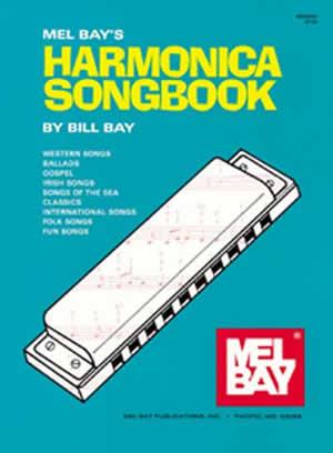 Bill Bay: Harmonica Songbook: Harmonica: Instrumental Album