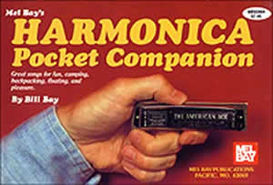 Mel Bay: Harmonica Pocket Companion: Harmonica: Instrumental Album