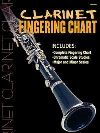 William Bay: Clarinet Fingering Chart: Clarinet