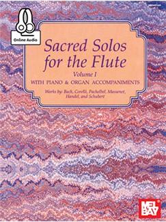 Sacred Solos For The Flute Volume 1 Book: Flute: Instrumental Album