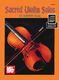Sacred Violin Solos: Violin: Instrumental Album