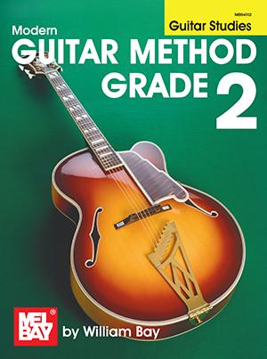 William Bay: Guitar Studies-Grade 2: Guitar: Study