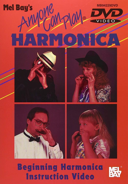 Phil Duncan: Anyone Can Play Harmonica: Harmonica: Instrumental Tutor