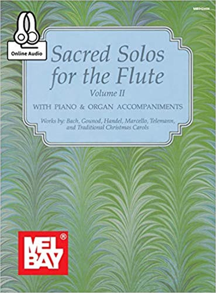 Mizzy McCaskill: Sacred Solos For The Flute - Volume 2: Flute: Instrumental