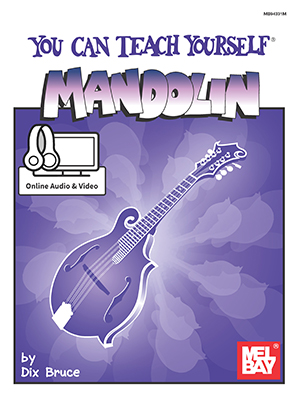 Dix Bruce: You Can Teach Yourself Mandolin: Mandolin: Instrumental Tutor