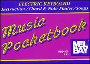 Music Pocketbook: Electric Keyboard: Instrumental Album