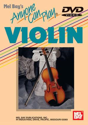 Coral White: Anyone Can Play Violin: Violin: Instrumental Tutor