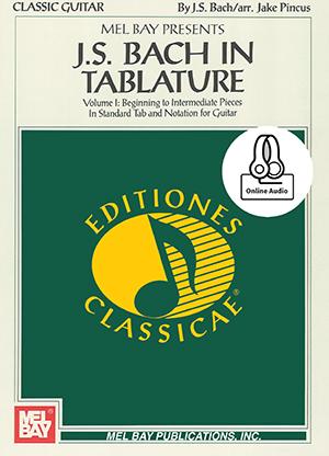 Johann Sebastian Bach: Bach  J. S. In Tablature: Instrumental Album