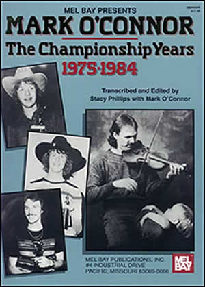O'Connor  Mark -The Championship Years 1975-1984: Violin: Instrumental Album