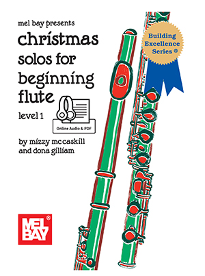 Christmas Solos For Beginning Flute  Level 1 Book: Flute: Mixed Songbook