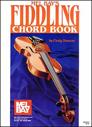 Craig Duncan: Fiddling Chord Book: Violin