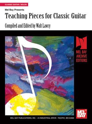 Teaching Pieces for Classic Guitar: Guitar: Instrumental Album