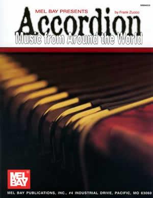 Zucco: Accordion Music From Around The World: Accordion: Instrumental Album