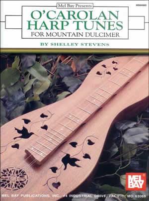 O'Carolan Harp Tunes For Mountain Dulcimer: Dulcimer: Instrumental Album