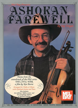 Jay Ungar: Ashokan Farewell: Violin: Instrumental Album