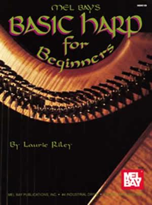 Laurie Riley: Basic Harp For Beginners: Harp: Instrumental Tutor
