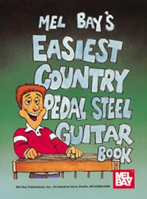 Dewitt Scott: Easiest Country Pedal Steel Guitar Book: Guitar: Instrumental