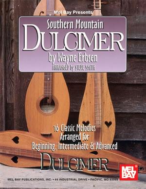 Wayne Erbsen: Southern Mountain Dulcimer: Dulcimer: Instrumental Album