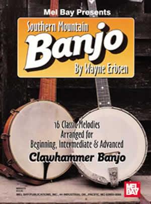 Wayne Erbsen: Southern Mountain: Banjo: Instrumental Album