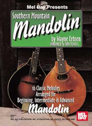 Wayne Erbsen: Southern Mountain Mandolin: Mandolin: Instrumental Album