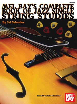 Salvador: Jazz Single String Studies: String Instruments: Study