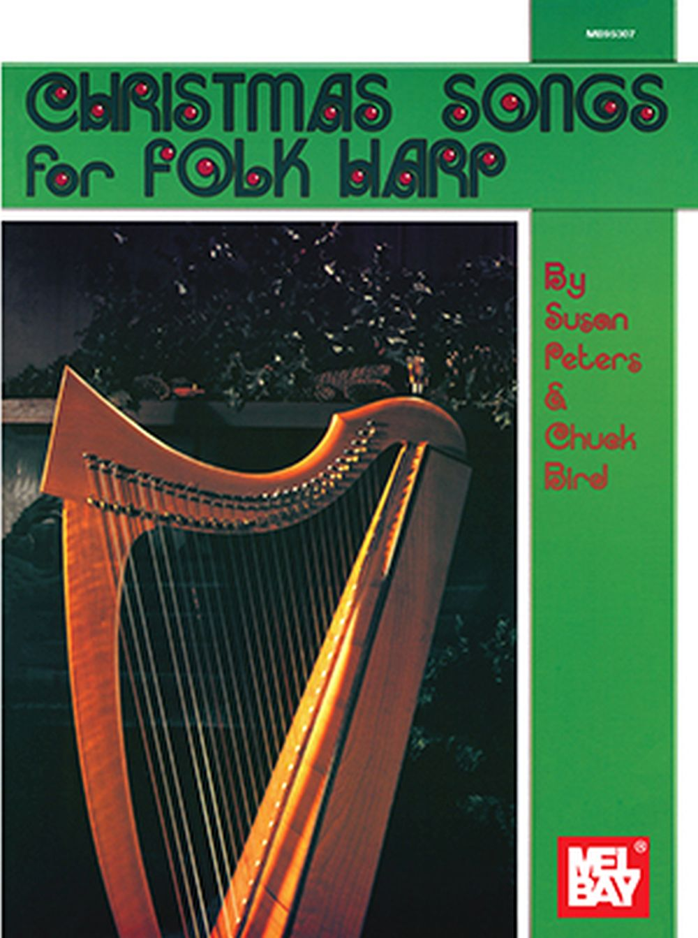Susan Peters: Christmas Songs For Folk Harp: Harp: Instrumental Album