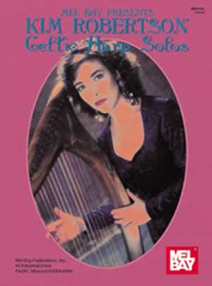 Kim Robertson: Kim Robertson: Celtic Harp Solos: Harp: Instrumental Album
