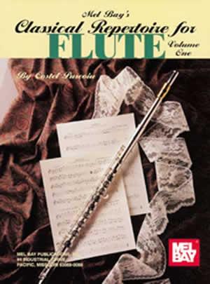 Costel Puscoiu: Classical Repertoire For Flute 1: Flute: Instrumental Album