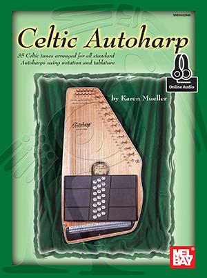 Karen Mueller: Celtic Autoharp: Harp: Instrumental Work