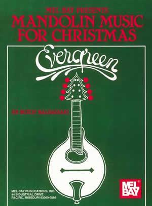 Baldassari: Evergreen/Mandolin Music For Christmas: Mandolin: Instrumental Album