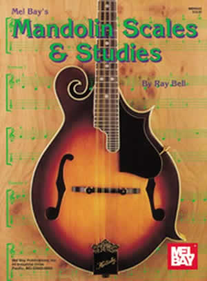 Ray Bell: Mandolin Scales and Studies: Mandolin: Study